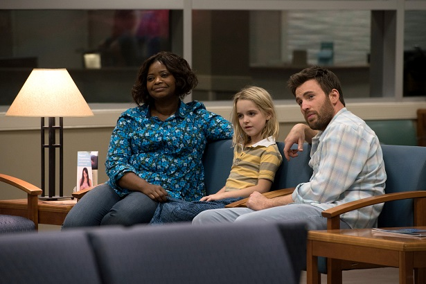 Gifted the Movie Octavia Spencer - McKenna Grace - Chris Evans