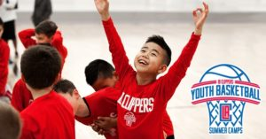 LA Clippers Youth Summer Camps Kids