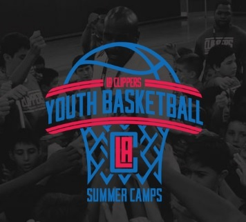 LA Clippers Youth Summer Camps Logo