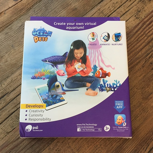 Pai Technology Ocean Pets Packaging