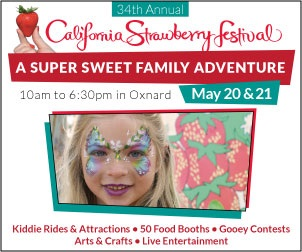CA Strawberry Festival Info