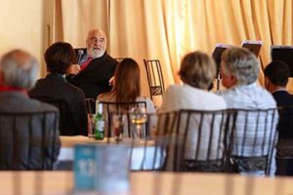California Philharmonic Table Setting
