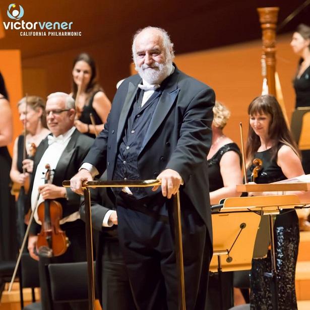 California Philharmonic Victor Vener