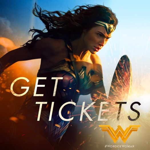 Wonder Woman Get Tickets