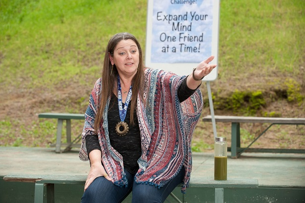 American Girl Story Summer Camp Camryn Manheim