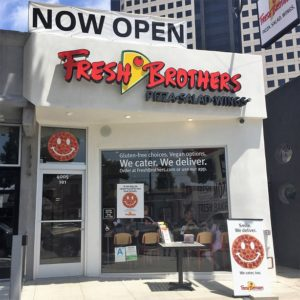 Fresh Brothers Burbank Is Now Open + Discount Code