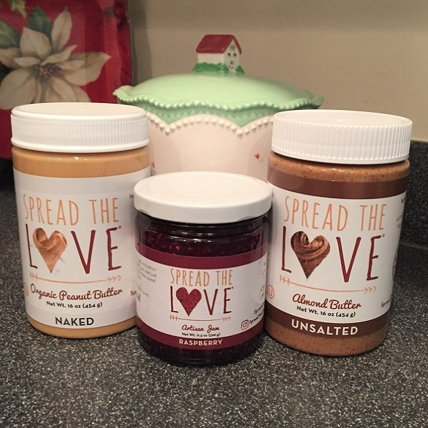 Spread the Love Jars