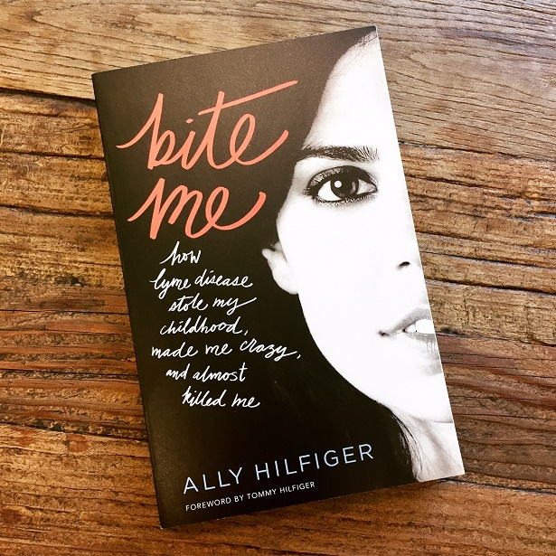 Ally Hilfiger - Bite Me the Book_Coffee Table Cover