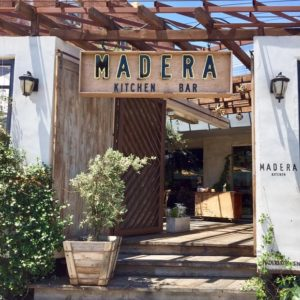 Sunday Brunch at Madera Kitchen in Hollywood