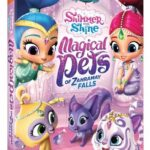 Shimmer and Shine: Magical Pets of Zahramay Falls {DVD Giveaway}