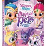 Shimmer and Shine: Magical Pets of Zahramay Falls {DVD Giveaway}