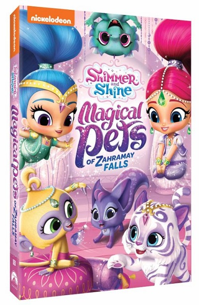 Shimmer and Shine - Magical Pets DVD
