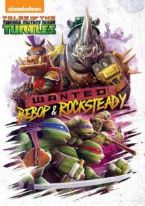 Teenage Mutant Ninja Turtles DVD Giveaway!