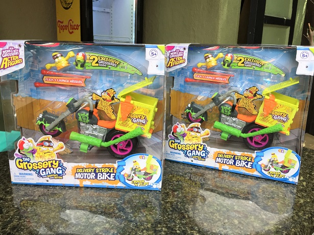 Grossery Gang Toy Packaging