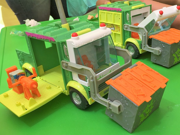 Grossery Gang Toy Vehicles