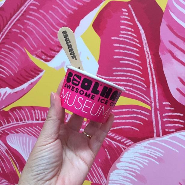 Museum of Ice Cream Coolhaus