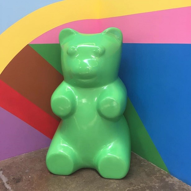 Museum of Ice Cream Green Gummy Bear
