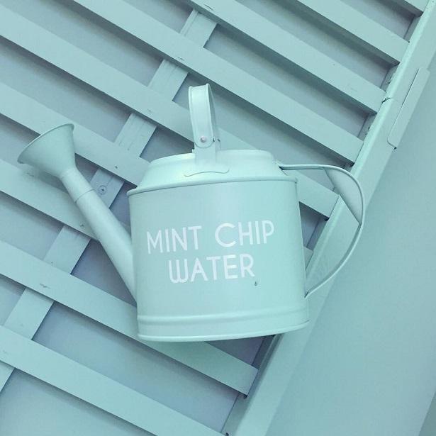 Museum of Ice Cream Mint Room