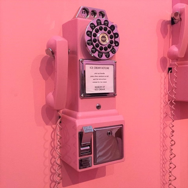 Museum of Ice Cream Phone
