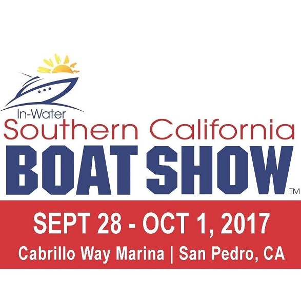 SoCal Boat Show Square Logo