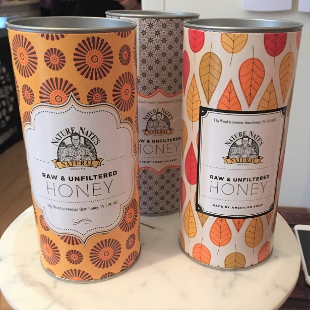 Healthy Brand Showcase -Nature Nate's Honey Gift Package