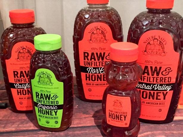 Healthy Brand Showcase Nature Nate's Honey