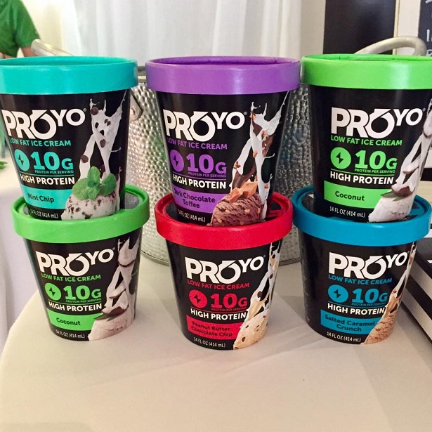Healthy Brand Showcase ProYo Product Line