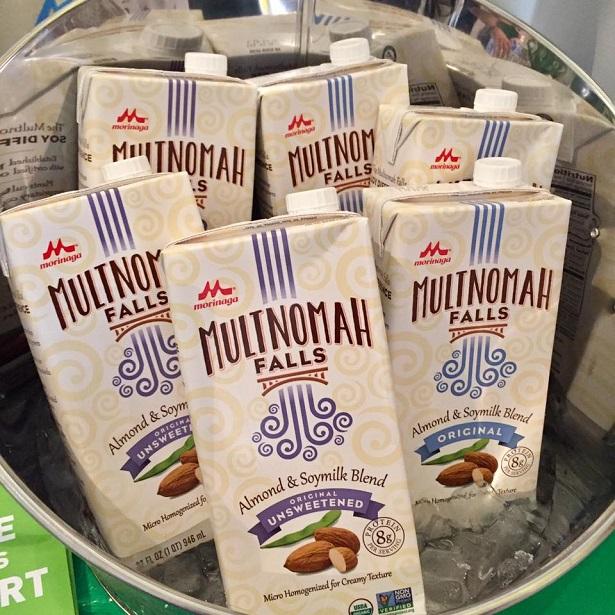 Healty Brand Showcase Morinaga - Almond and Soy Milk Blend