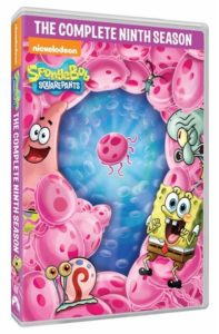 SpongeBob SquarePants DVD Box