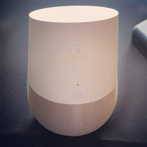 Techlicious Google Home