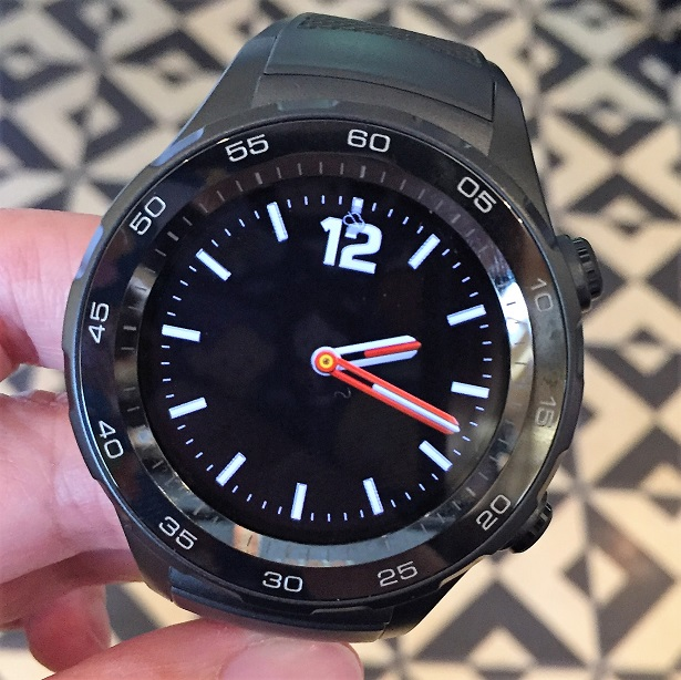 Techlicious HUAWEI Watch 2