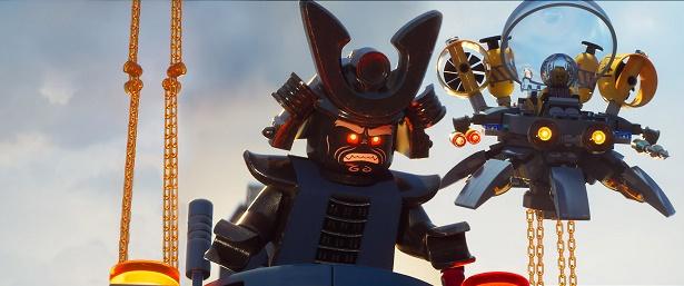 The LEGO Ninjago Movie Garmadon