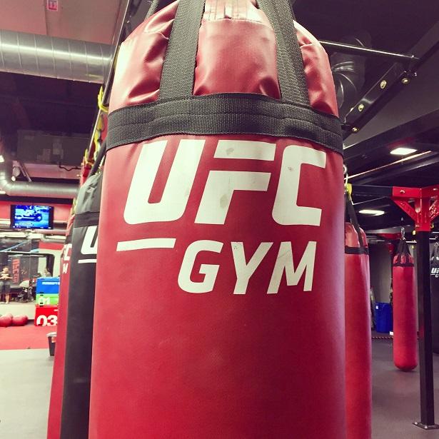 UFC Gym Northridge Heavy Bag