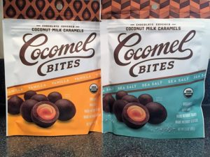 Cocomel Bites Packaging
