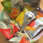 Crispy Green's Crispy Fruit Snacks Satisfies Our Munchies!