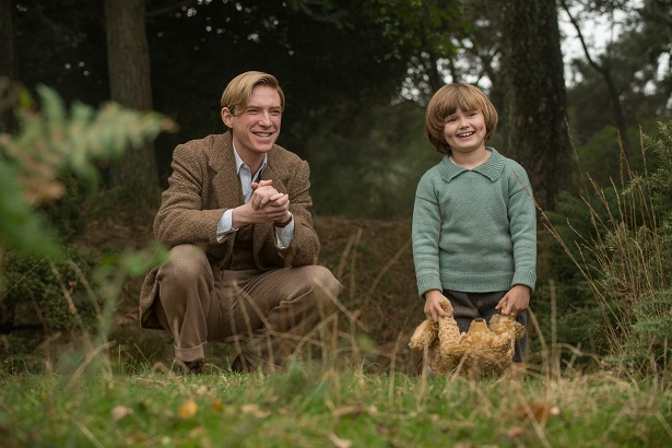 Goodbye Christopher Robin Gleeson-Tilston in the Woods