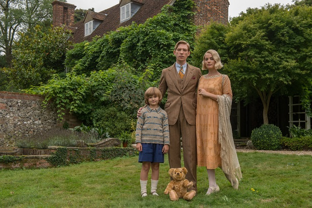 Goodbye Christopher Robin - Milne Family_Will Tilston Gleeson-Robbie