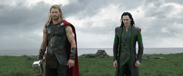 Thor Ragnarok Thor and Loki in Europe
