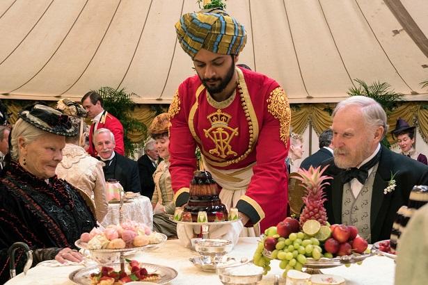 Victoria and Abdul Dining Scene