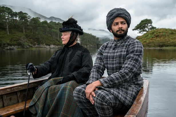 Victoria and Abdul Scottish Highlands