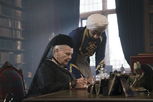 Victoria and Abdul Teaching Urdu