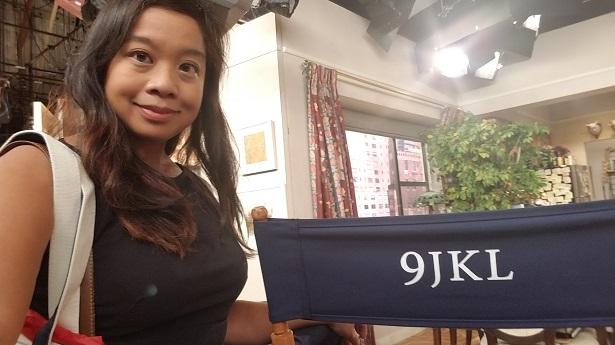 9JKL Ruby Visits the Set