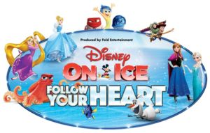 Disney On Ice: Follow Your Heart at STAPLES Center in DTLA {Ticket Giveaway}
