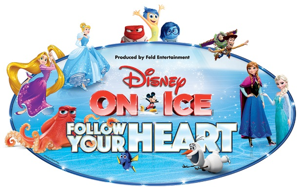 Disney On Ice Follow Your Heart At Staples Center In Dtla