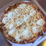 Fresh Brothers NEW White Pizza {Giveaway}
