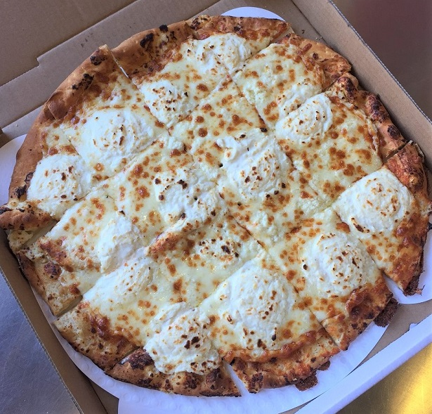 Fresh Bros White Pizza