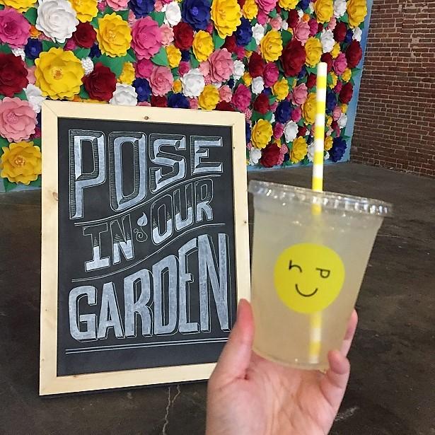 Happy Place DTLA Lemonade