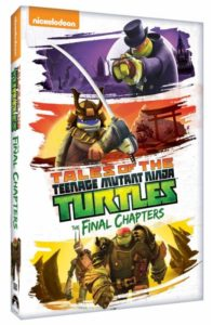 Teenage Mutant Ninja Turtles: The Final Chapters {DVD + Toy Giveaway}