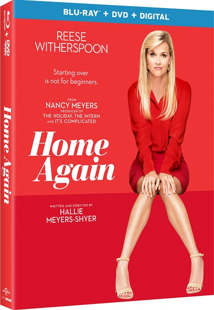 Home Again Reese Witherspoon_DVD Cover