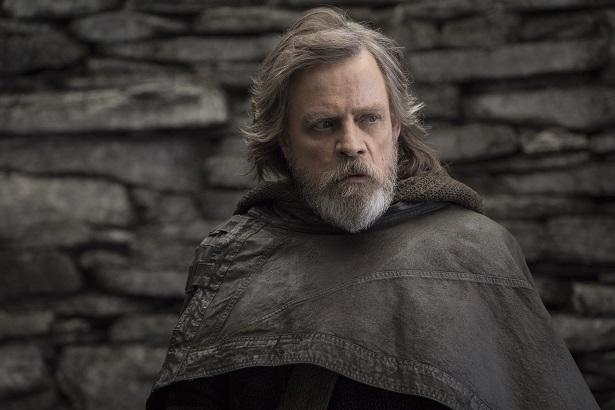 Last Jedi Luke Skywalker